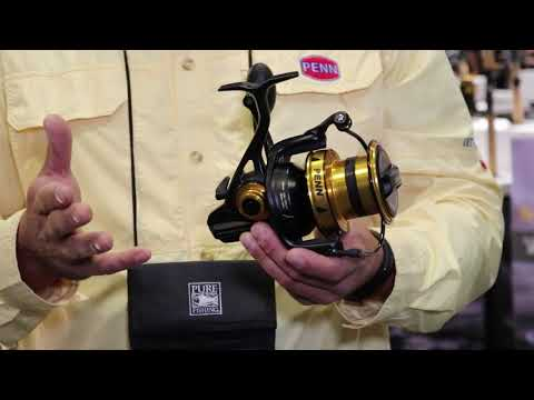 Penn Spinfisher VI LC Long Cast Reels At ICAST 2018