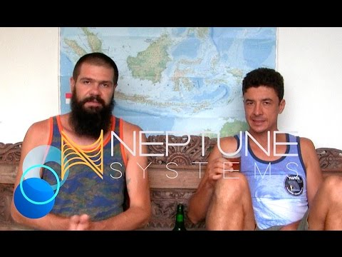 Jake & Vincent Chalias talk coral farming and the Flores Sea