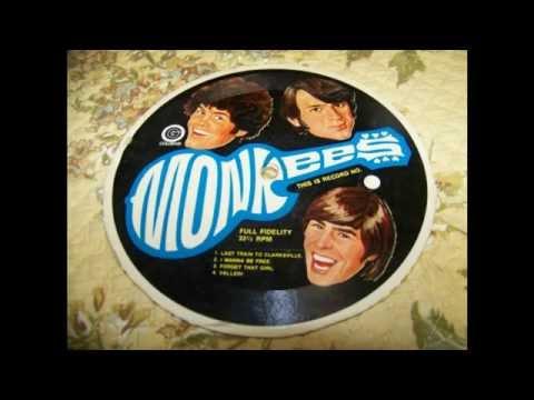 The Monkees - Valleri - ORIGINAL VIDEO - '66 - YouTube