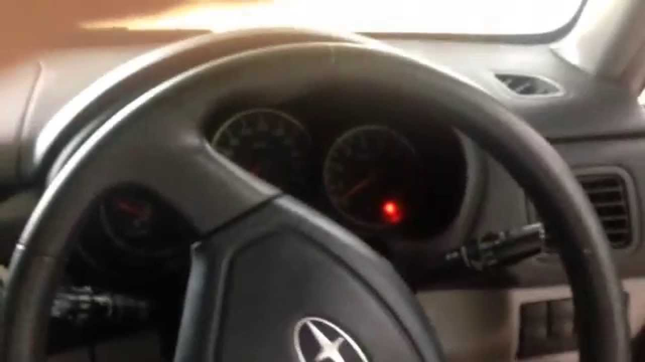 How To Replace Your Dash Lights On A Subaru Forester