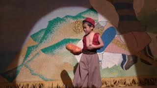 群馬県渋川市 北橘保育園 年長さんによる劇【アラジン】