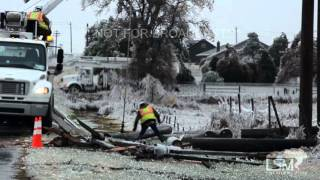 11-29-15  Union City, OK Ice Storm Damage