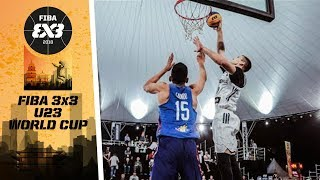 Slovenia v Philippines - Full Game - FIBA 3x3 U23 World Cup 2018