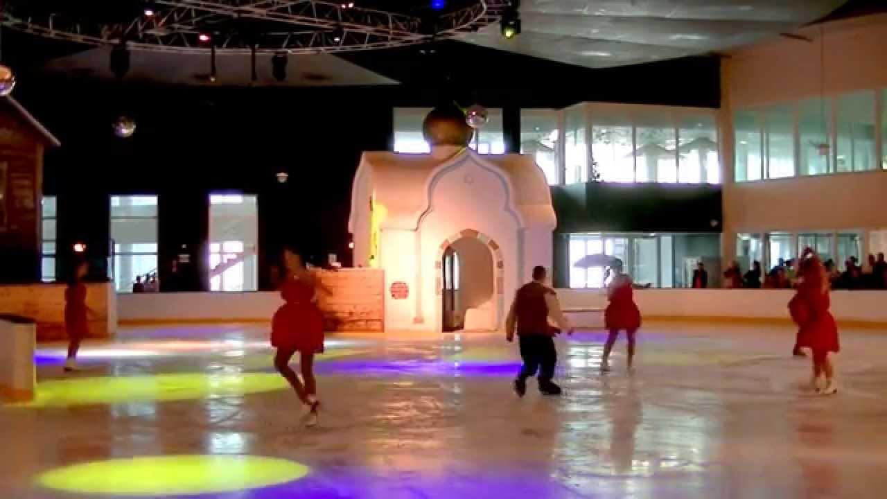 Gala de patinage la bul de saint quentin le 18 juin 2014 for Piscine la bulle saint quentin