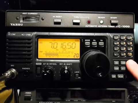 Yaesu FC-1000 Auto Tuner