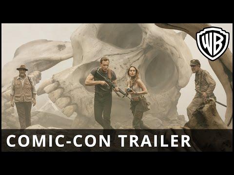 Kong: Skull Island - Comic-Con Trailer Italiano