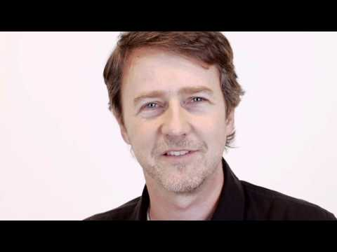 Signature Voices:  Edward Norton