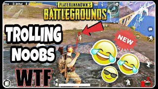 NEW PUBG MOBILE FUNNY, WTF, UNLUCKY & TROLL MOMENTS  | GLITCHES BUGS | EPIC KILLS