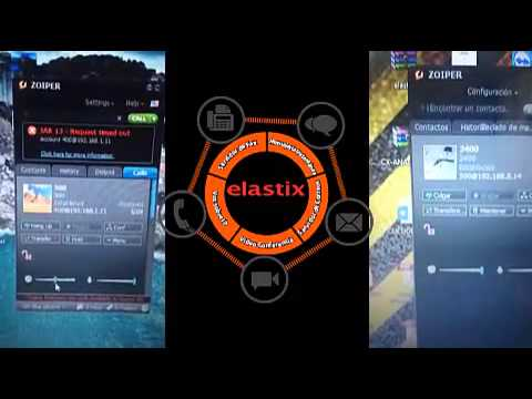 Elastix Troncal IAX via Internet