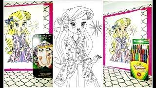 Color Simple Drawings Kids 2
