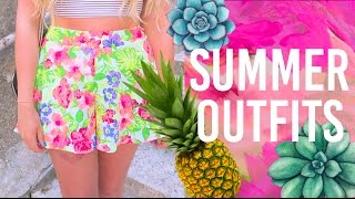 Easy Summer Outfits For Hot Weather