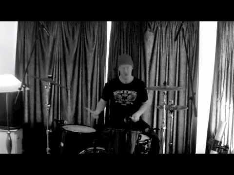 T & T | Steve Aoki Ft Kid Cudi Travis Barker - Cudi The Kid (Drum Cover)