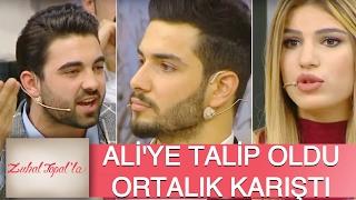 Zuhal Topal'la 124. Bölüm (HD)   Locadan Öyle Biri Ali'ye Talip Oldu ki...