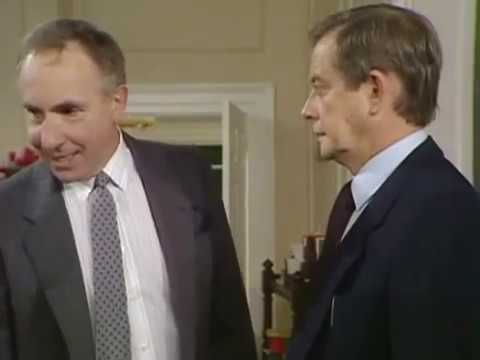 Download Bernard stands up against Sir  Humphrey | Yes Prime Minister