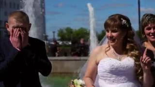 Веселый, свадебный клип ! Потап и Настя - Вместе. Видеооператор на свадьбу в Томске !
