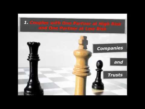 Webinar 3 - Foundations of Asset Protection