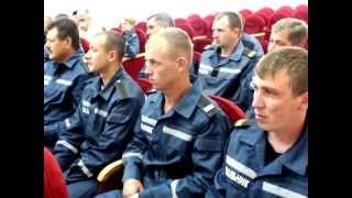 26 05 2015 Первый выпуск УМЦ МЧС ЛНР водители
