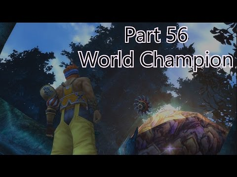 Final Fantasy X Remaster Walkthrough Part 56 - Wakka Celestial Weapon World Champion