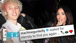 Why Megan Fox & Machine Gun Kelly's Love Is Like No Other | E! News