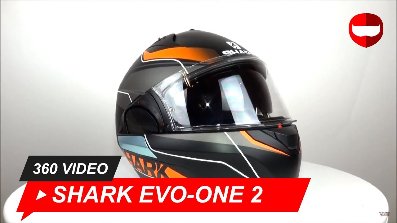 shark evo one 2 krono mat kow helmet youtube. Black Bedroom Furniture Sets. Home Design Ideas