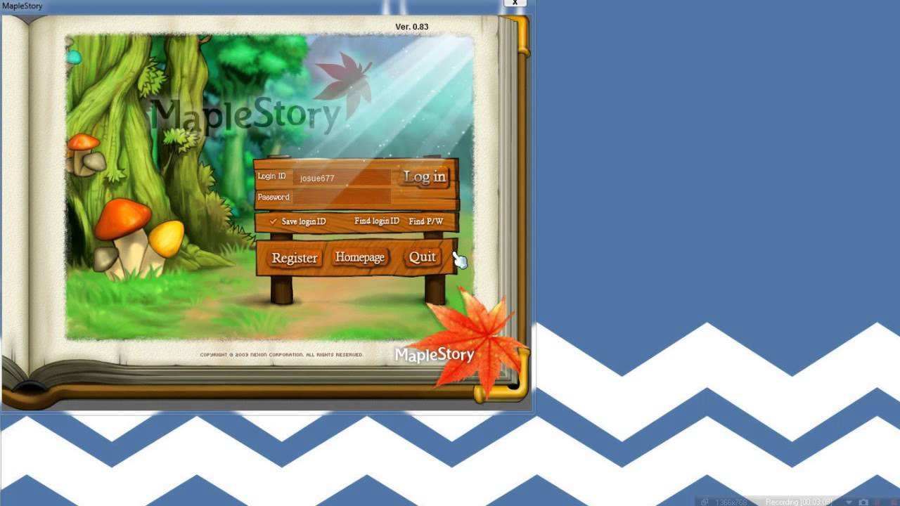 MapleStory | How to fix MapleStory wont start up