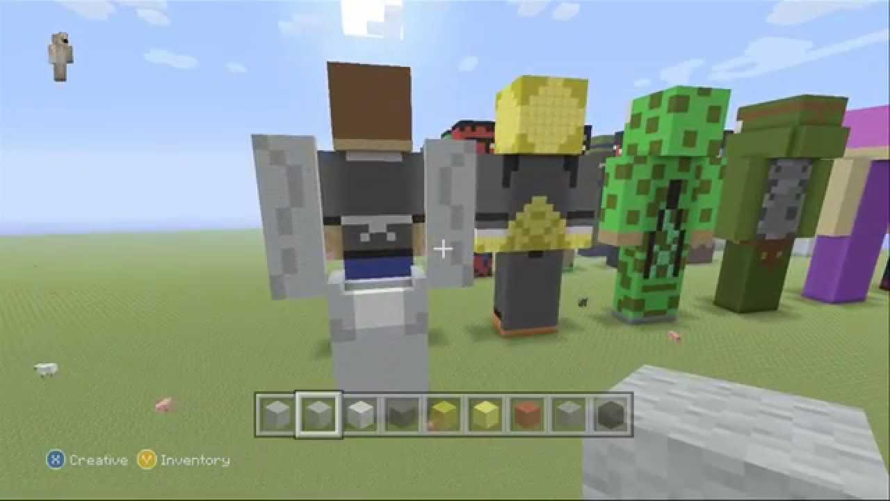 Minecraft HouseOwner Statue  Tutorial | MChyena1