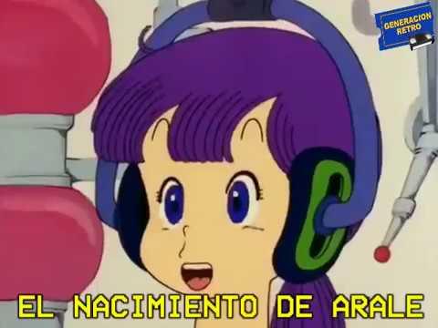 Nacimiento de Arale Dr. Slump 1981 (Español Latino)
