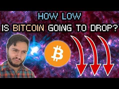 Bitcoin And Cryptos Plummet | How Low CAN We Go? | BTC $6000?