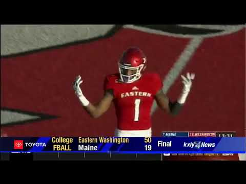 EWU Football heads back to the FCS National Championship with 50-19 win