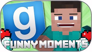 Gmod Sandbox Funny Moments: Special Minecraft Edition, Wildcat