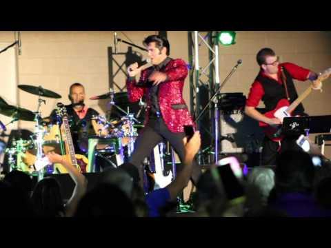 Dean Z,  Logan Brinson Elvis Fest, Lebanon Expo, Lebanon, PA 2017