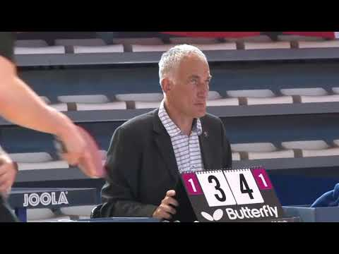 12ème Open International du Grand Cognac tennis de table 2019