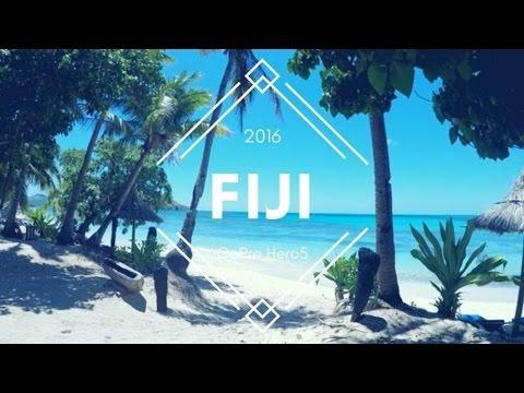 Bucket List: Fiji 2016 | Kuata & Nacula Island | GoPro Hero5 Black