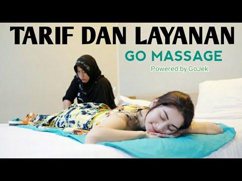 Inilah Tarif Dan Layanan Go Massage by Gojek
