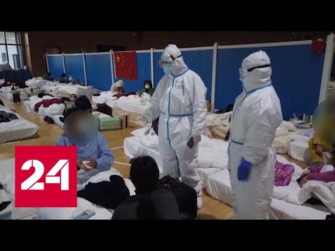 За последние сутки коронавирусом заразились 900 человек - Россия 24