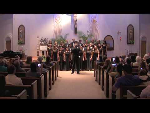 Hold Me, Rock Me / Brian Tate / Concert Choir