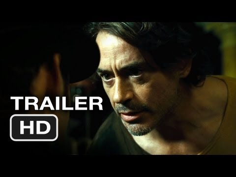 Random Movie Pick - Trailer - Sherlock Holmes: Game of Shadows (2011) Trailer 2 - HD Robert Downey Jr. Movie YouTube Trailer