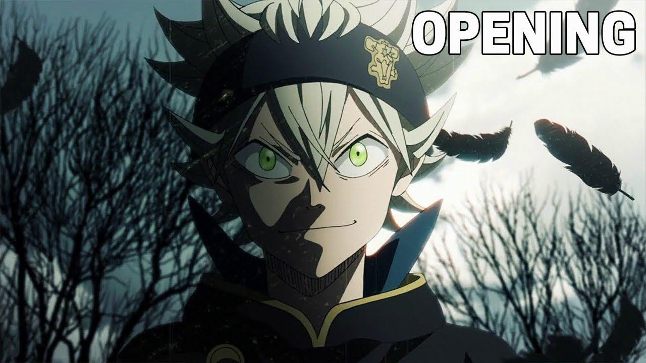 Download Black Clover OPENING 1 | Haruka Mirai (HD)