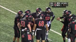 Game of the Week Cedar Hill vs MacArthur 10 6 16