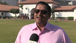 Trainer Satish Seemar: DWCCarnival