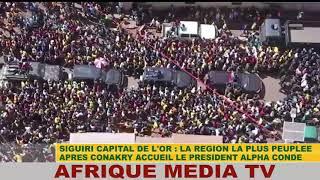 GUINEE CONAKRY : SIGUIRI CAPITAL DE L'OR