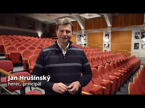 Vzkaz pro voliče Miloše Zemana - Jan Hrušínský