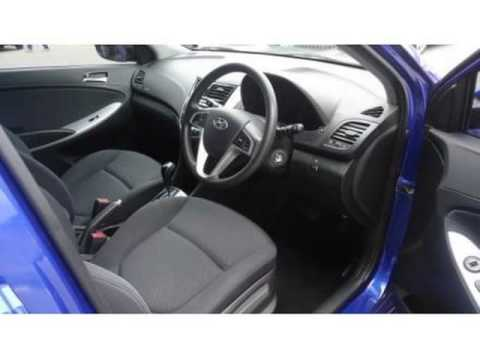 2011 HYUNDAI ACCENT 1.6 GLS Auto Auto For Sale On Auto Trader South Africa
