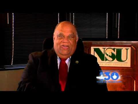 NSU President Celebrates Newport News Shipbuilding 130th Anniversary