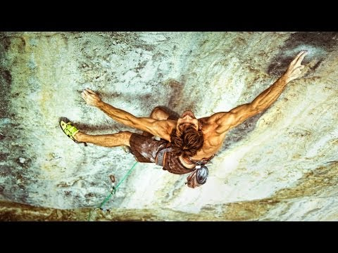 Sharma & Ondra climbing video