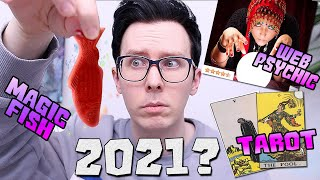 Trying to Predict 2021!