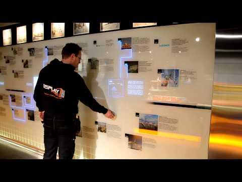 Aker Enginerium History wall