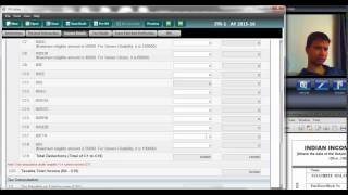 HOW TO FILE TAX RETURN FOR  INTEREST INCOME | AY 2015 16