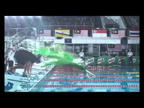 MILO FUEL FOR CHAMPIONS (English Version, 40 secs)