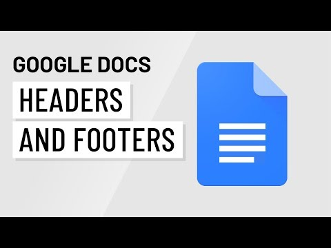 google-docs:-headers-and-footers
